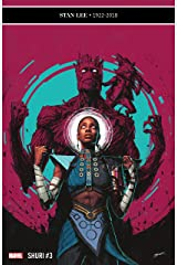 Shuri (2018-2019) #3 Kindle Edition