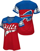 Buffalo Bills Women s Game Winning Drive Jersey Style Shirt 261e3feab