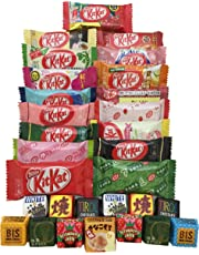 Japanese Kit Kat & Tirol 30 pc Selection Different Flavors Assortment