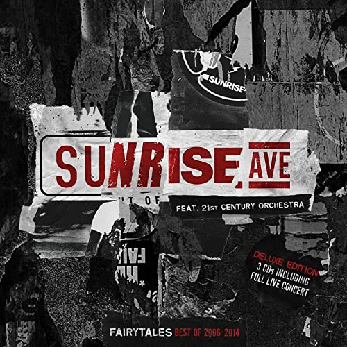 Sunrise Avenue - Fairytales - Best of 2006-2014 (Orchestral/Live)
