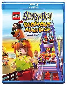 LEGO Scooby-Doo! Blowout Beach Bash (BD) [Blu-ray]