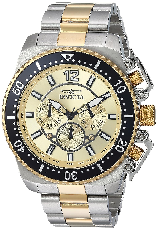 Invicta Men s Pro Diver Quartz Stainless Steel Casual Watch Model 21955