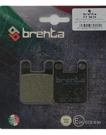 Brenta Pastillas freno organiche Moto para Alfer, Aprilia, Beta, Cipi, Derbi,