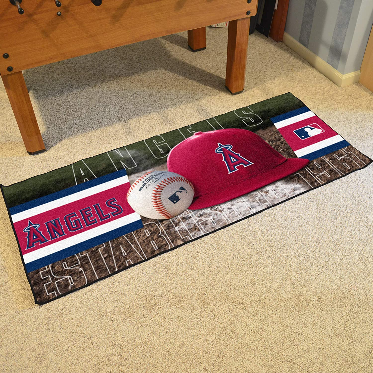 FANMATS MLB Mens Baseball Runner