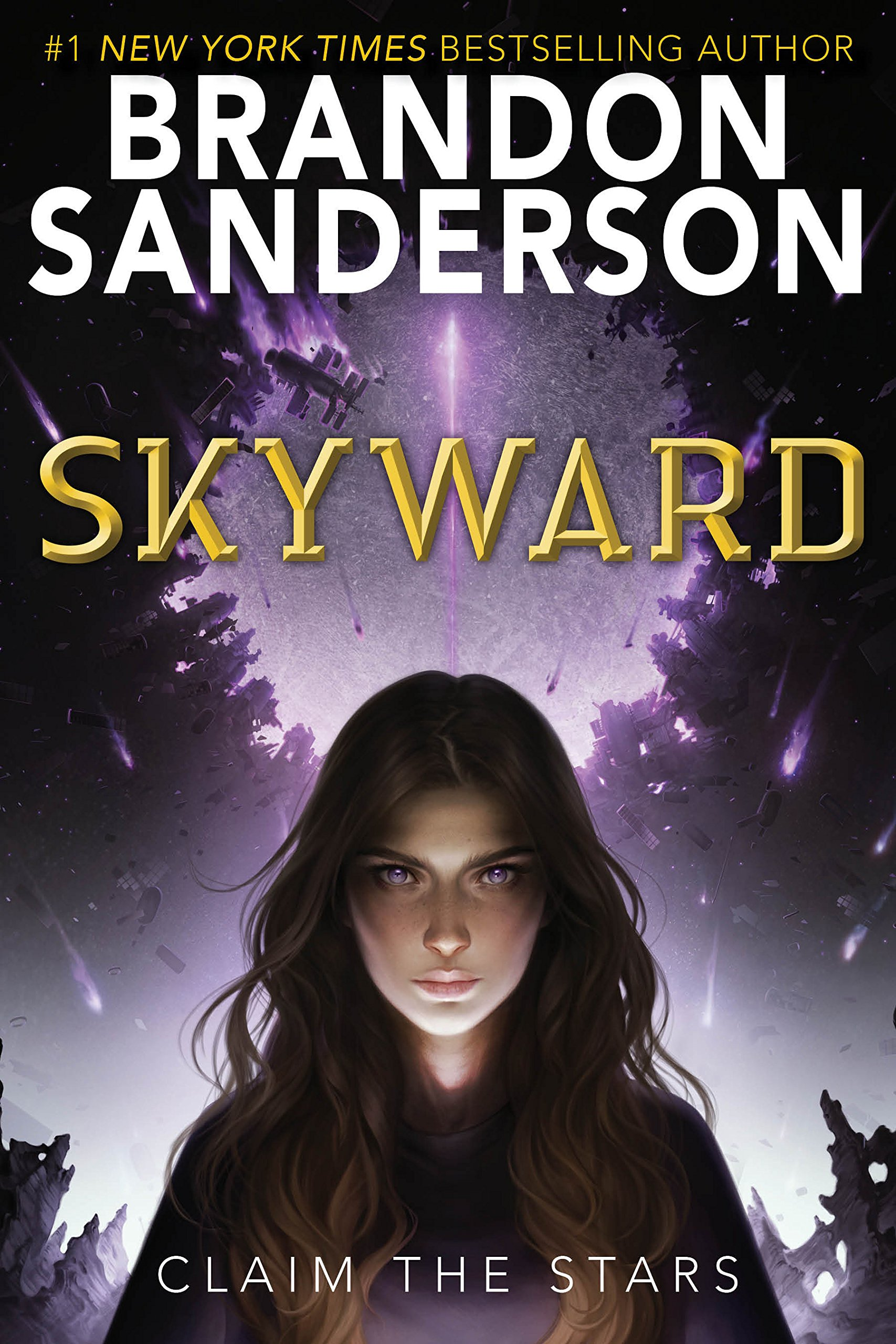Amazon.com: Skyward (9780399555770): Sanderson, Brandon: Books