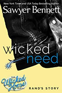 Wicked Need (Wicked Horse Book 3)