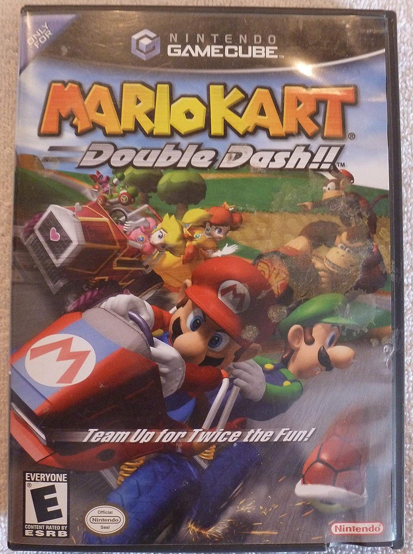 Mario Kart: Double Dash! (GameCube) by Nintendo (Renewed)
