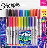Amazon Price History for:Sharpie Permanent Markers, Ultra Fine Point, Cosmic Color, Limited Edition, 24 Count