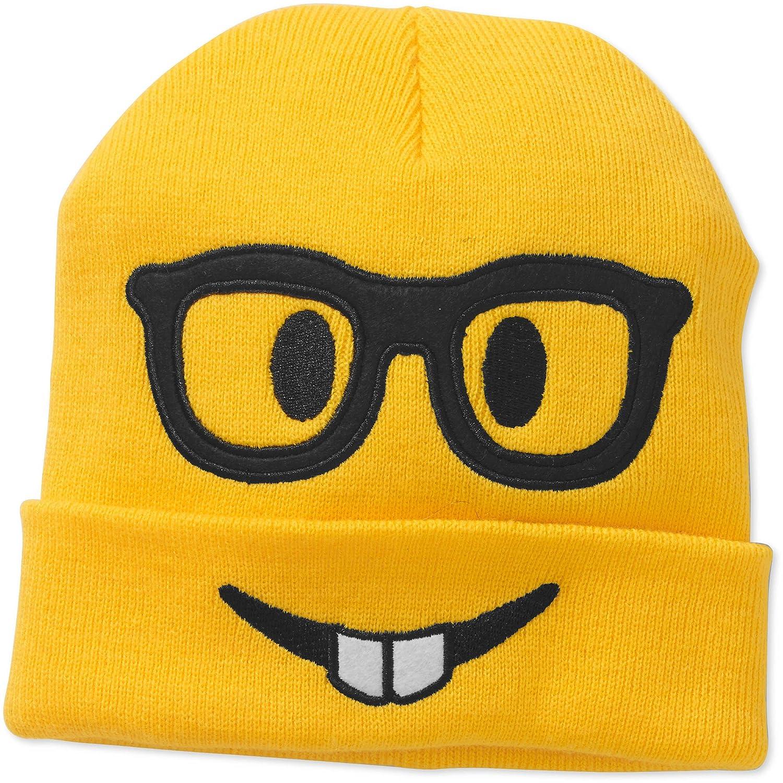 Emoji Beanie Heart Eyes Emoji Beanie