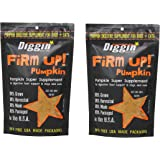 Diggin Your Dog HcoeqL Firm Up Pumpkin Supplement, Vegetable, 9.5H X 6.5W X 2.5D (Pack of 2)
