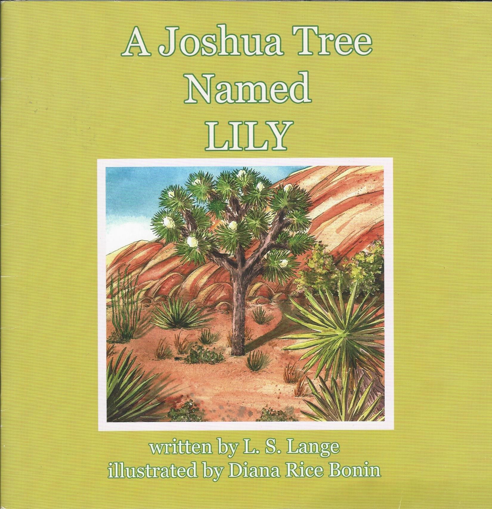A Joshua Tree Named Lily pdf