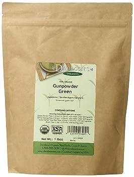 Davidson's Tea Gunpowder Organic Green Tea