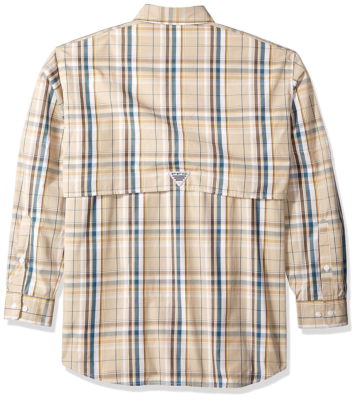 Sporting Goods FM7269-409 Columbia Sportswear Super Bonehead Classic Long Sleeve Shirt Columbia