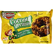 Fudge Shoppe Cookies, Coconut Dreams, 8.5-Ounce Packages (Pack of 4) $6.66 AC & 5% S&S Amazon