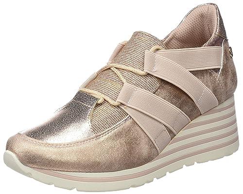 XTI 47755, Zapatillas Sin Cordones para Mujer, Rosa (Nude), 39 EU