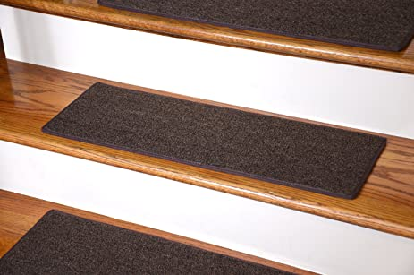 Dean Non Slip Tape Free Pet Friendly DIY Carpet Stair Treads/Rugs 27u0026quot;