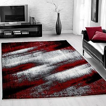 Teppiche Modern Designer Für Wohnzimmer Kurzflor LIMA Meliert Sand Und  Splash Motive,mit Modernen Farben