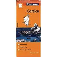 Corsica (Michelin Regional France)