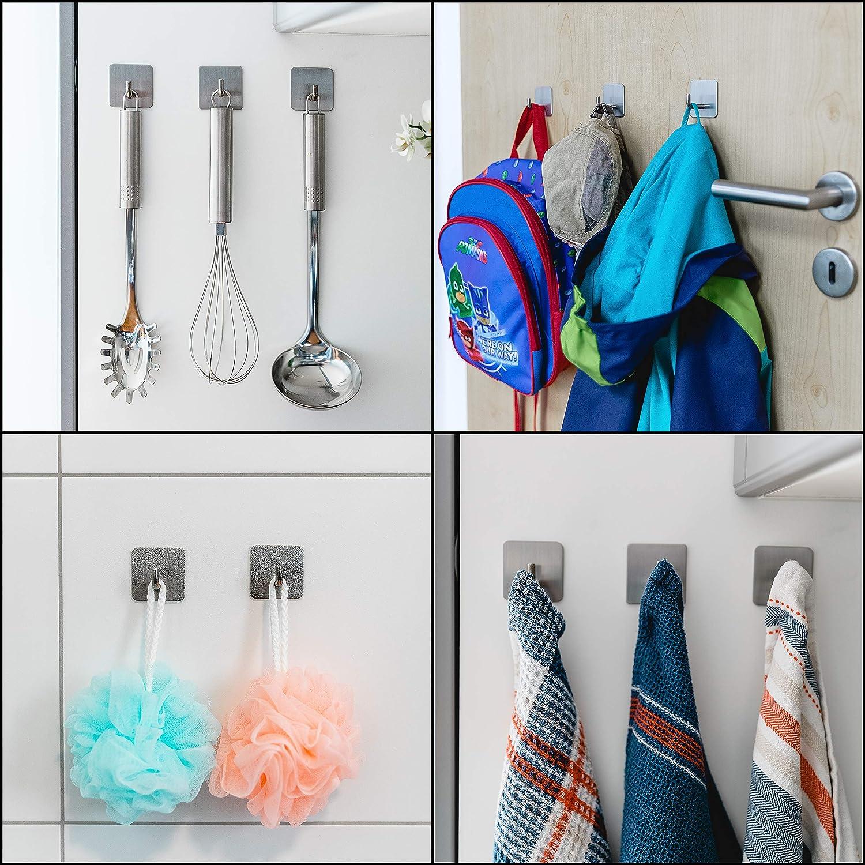 Wandhaken für Küche und Bad