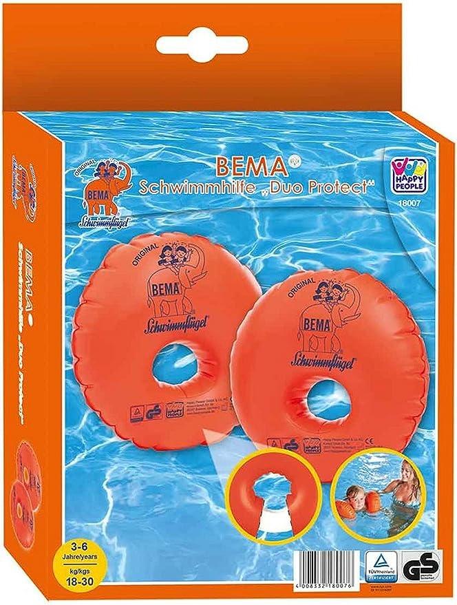 Badespielzeug-Schwimmflügel Happy People Schwimmflügel Gr 1-6 Jahre günstig kaufen