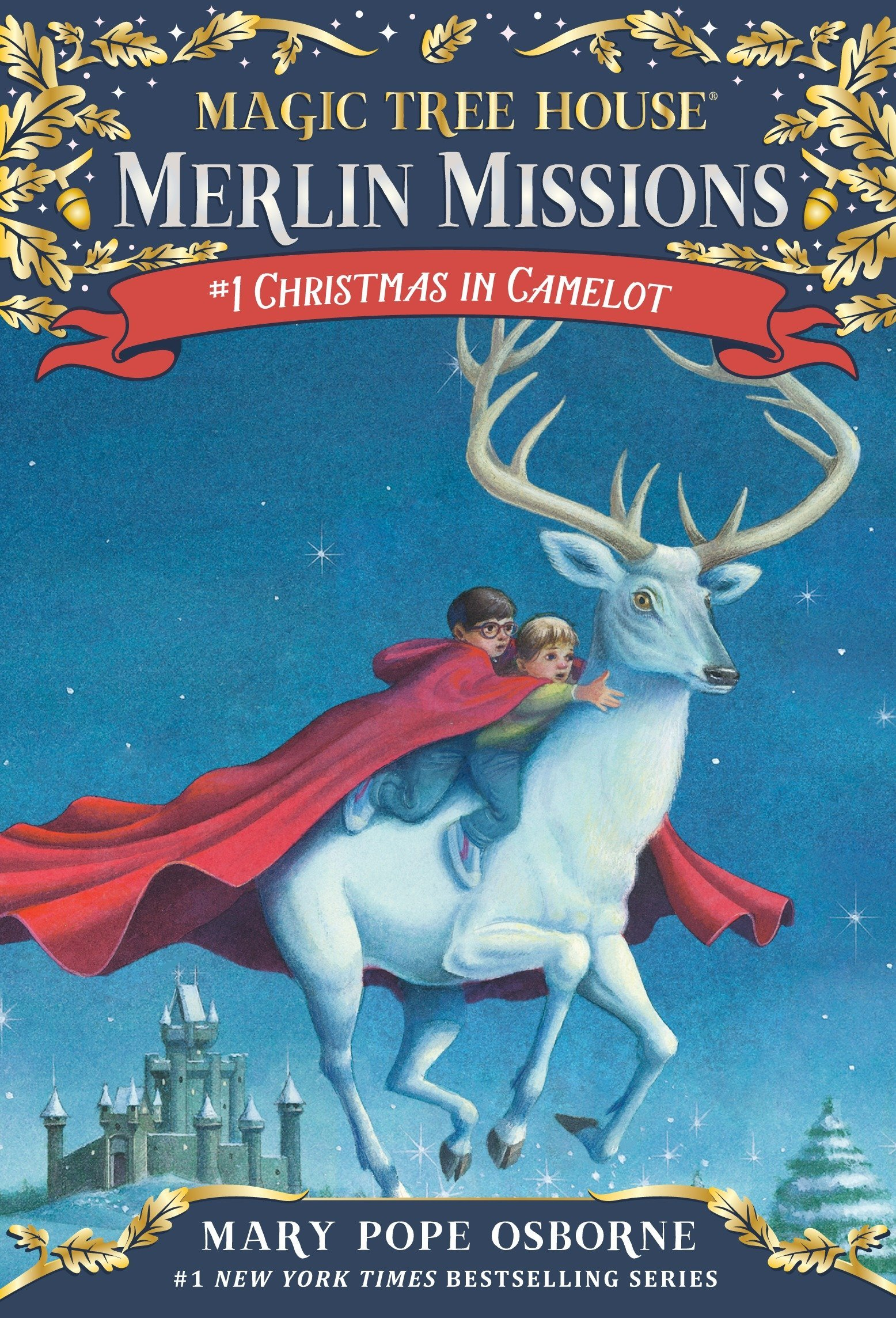 Amazon.com: Christmas in Camelot (9780375858123): Mary Pope Osborne ...