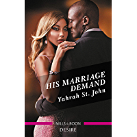 His Marriage Demand (The Stewart Heirs Book 2)