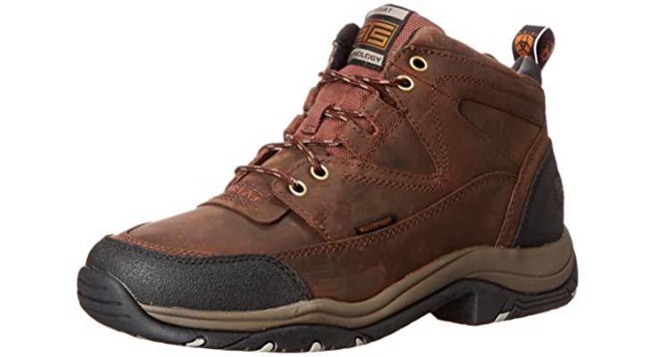 Ariat Men's Terrain H2O Hiking Boot Copper Reviews