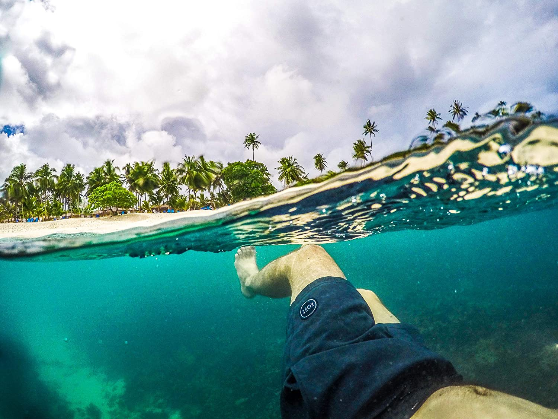 Kove Nomad Swim Trunks Recylced Mens Quick Dry 4 Way Stretch 18 Swimsuit