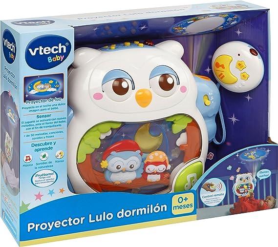 VTech Proyector Lulo Dormilón (3480-506522): Amazon.es: Juguetes y ...