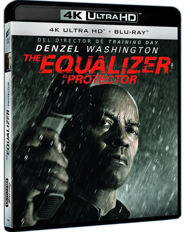 The Equalizer: El Protector [Blu-ray]: Amazon.es: Denzel Washington, Marton Csokas, Antoine Fuqua, Denzel Washington, Marton Csokas, Columbia Pictures: Cine y Series TV