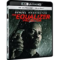 The Equalizer: El Protector [Blu-ray]