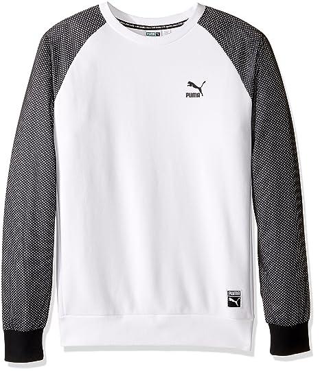 Puma Veste pour Homme Bball Crew Polaire  Amazon.fr  Vêtements et  accessoires 7ed79dbaae3
