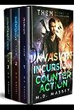 THEM Total Apocalypse Box Set: Invasion, Incursion, Counteraction