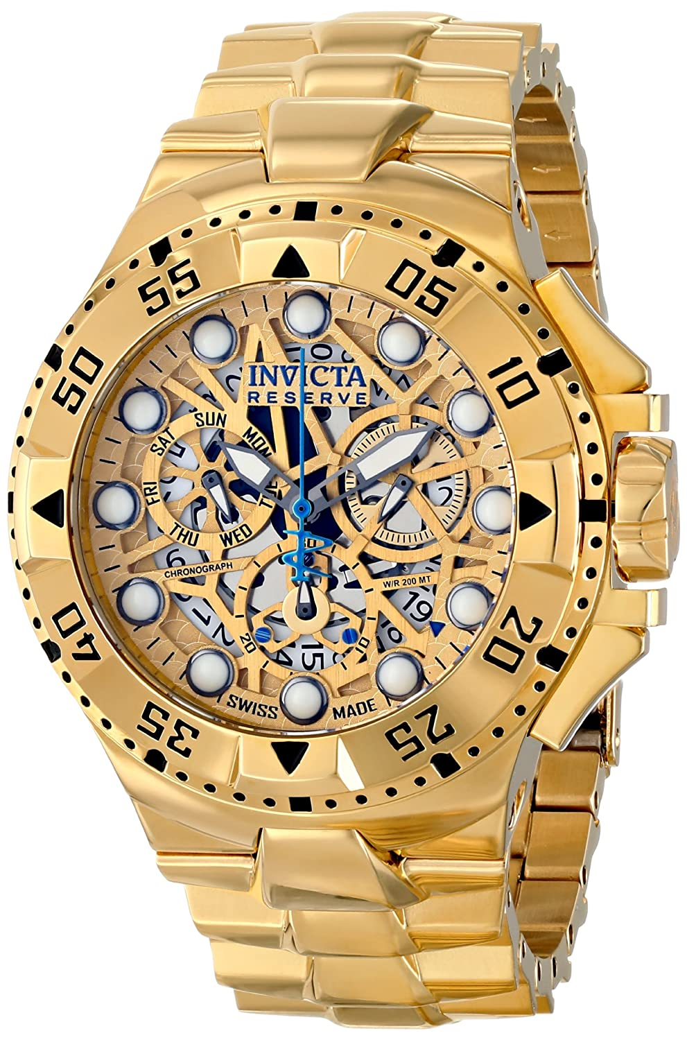 mens watches timepieces watch chronograph vox