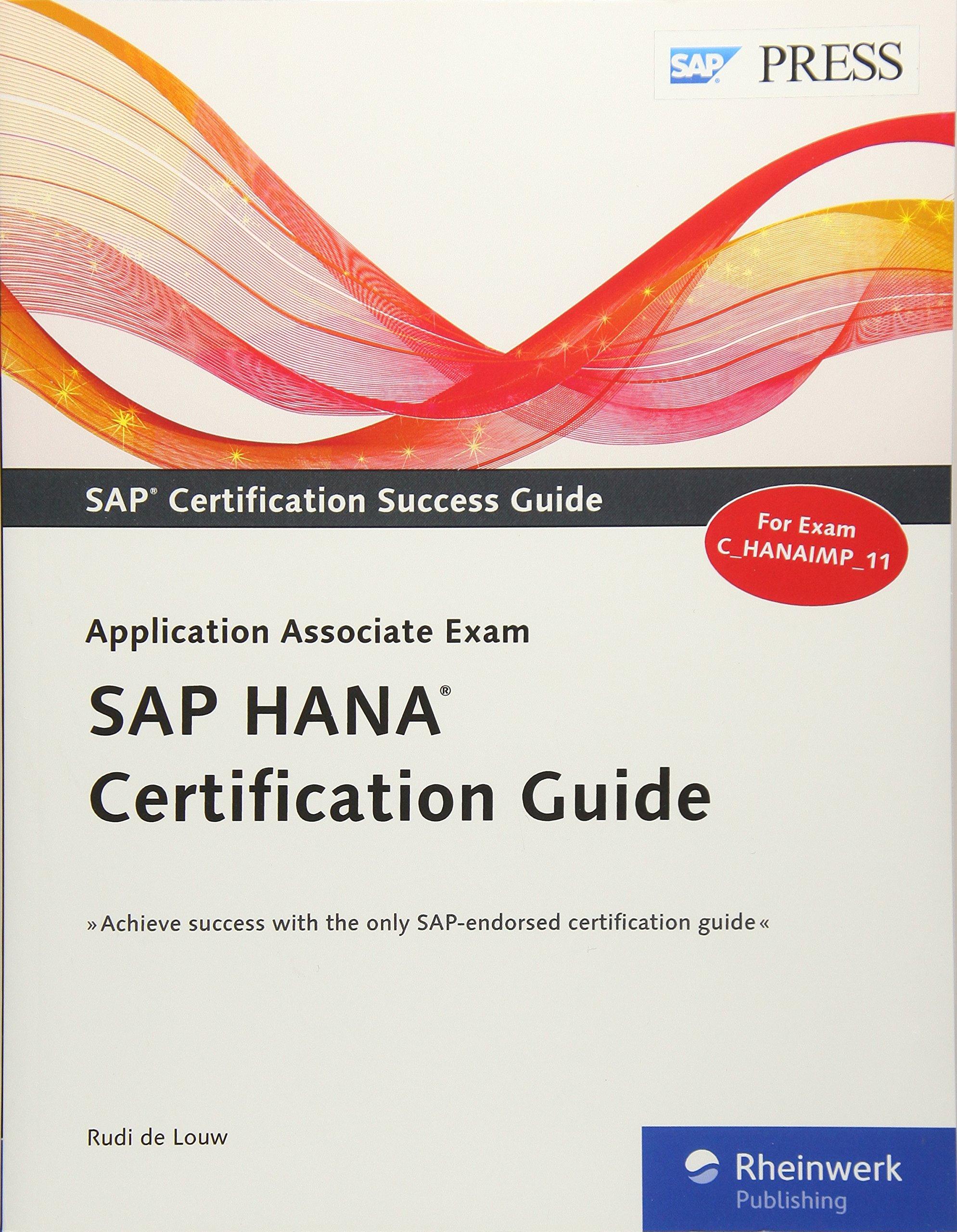 Read Online SAP HANA Certification Guide (SAP PRESS) ebook