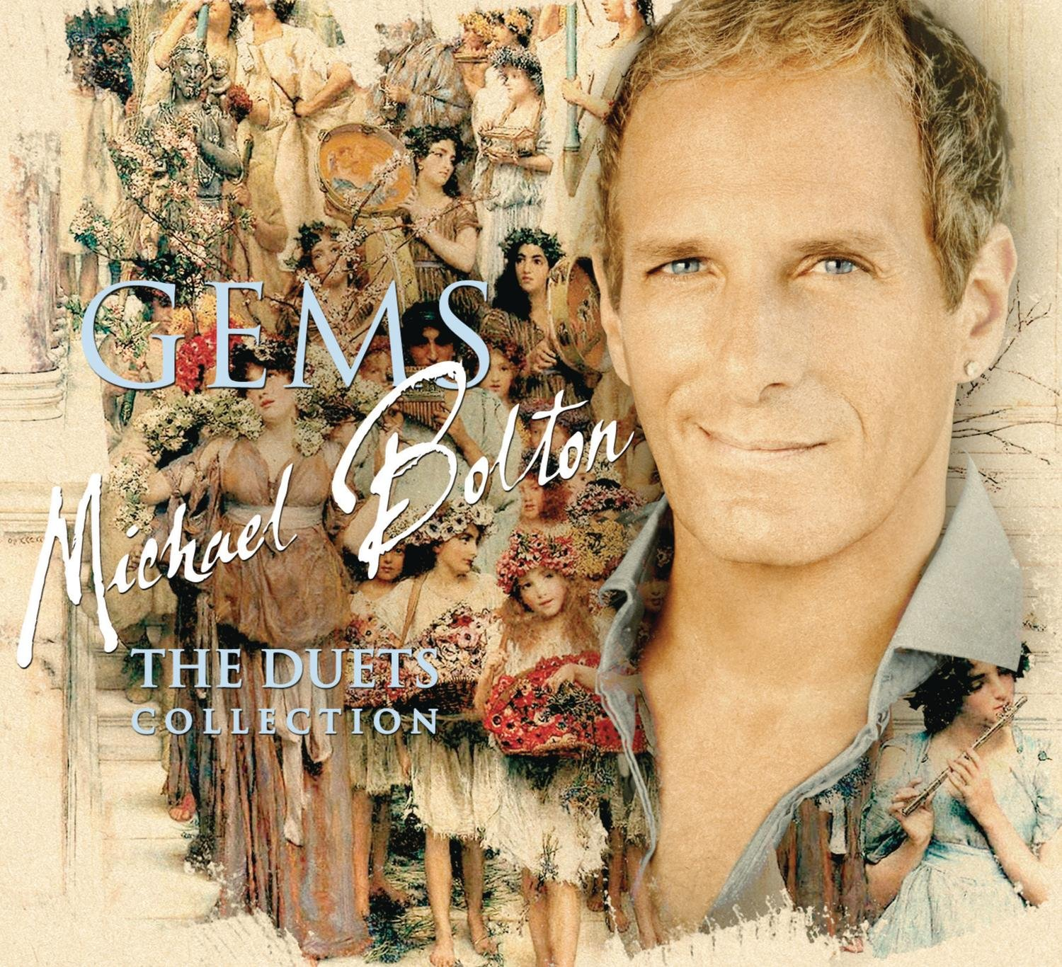 CD : Michael Bolton - Gems: The Duets Collection (CD)