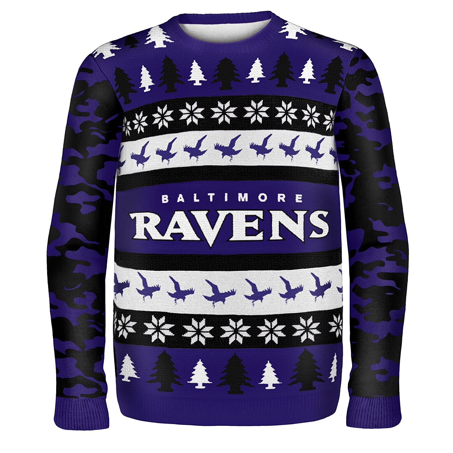 Amazon.com : NFL One Too Many Ugly Sweater : Sports & Outdoors