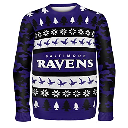631a0d17159 Amazon.com  NFL One Too Many Ugly Sweater  Sports   Outdoors