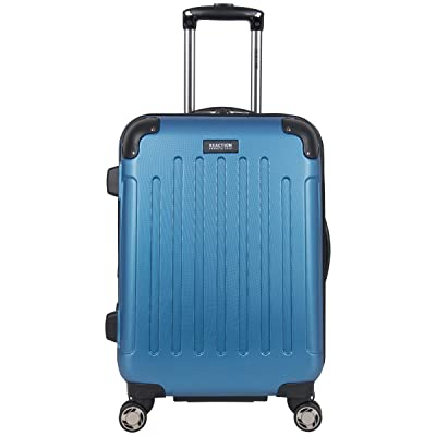 "Kenneth Cole Reaction Renegade 20"" Carry-On Lightweight Hardside Expandable 8-Wheel Spinner Cabin Size Suitcase"