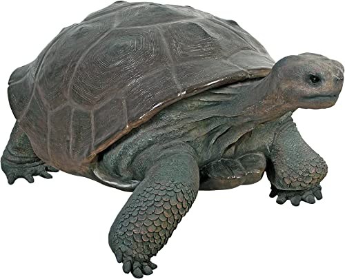 Design Toscano The Grand Scale Wildlife Animal Galapagos Tortoise Statue