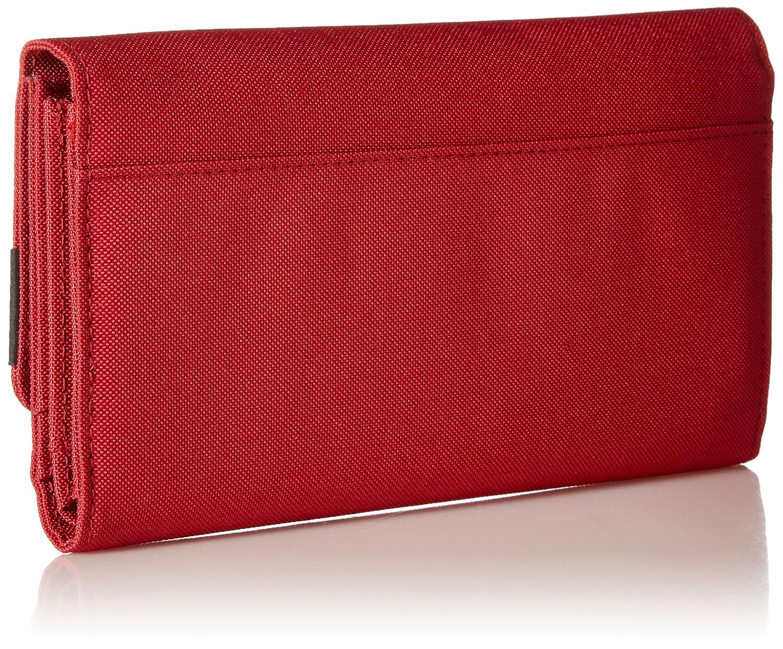 bbca28f96c2 Amazon.com: Pacsafe RFIDsafe LX200 Anti-Theft RFID Blocking Clutch Wallet,  Chili