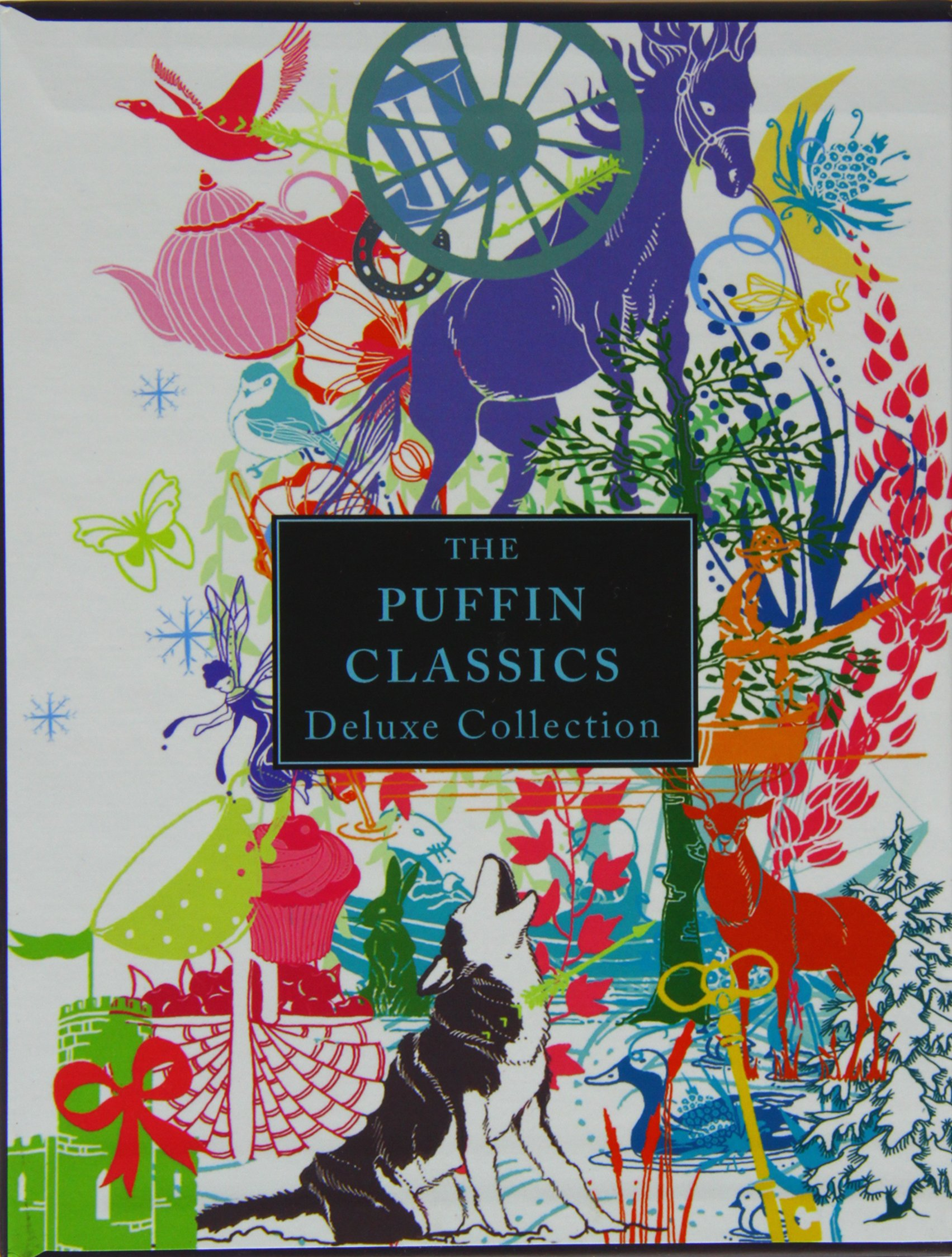 Puffin Classics Deluxe Collection pdf