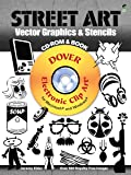 Street Art Vector Graphics & Stencils CD-ROM and