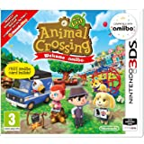 Animal Crossing: New Leaf - Welcome Amiibo! and Amiibo Card (Nintendo 3DS)