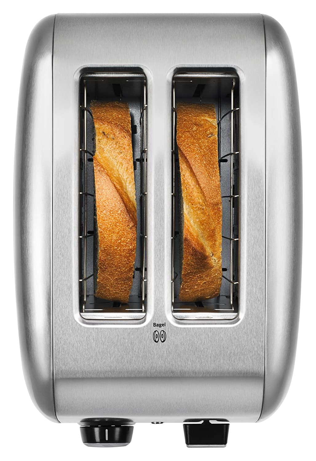 KitchenAid KMT2115SX 2-Slice Toaster with Manual High-Lift Lever ...