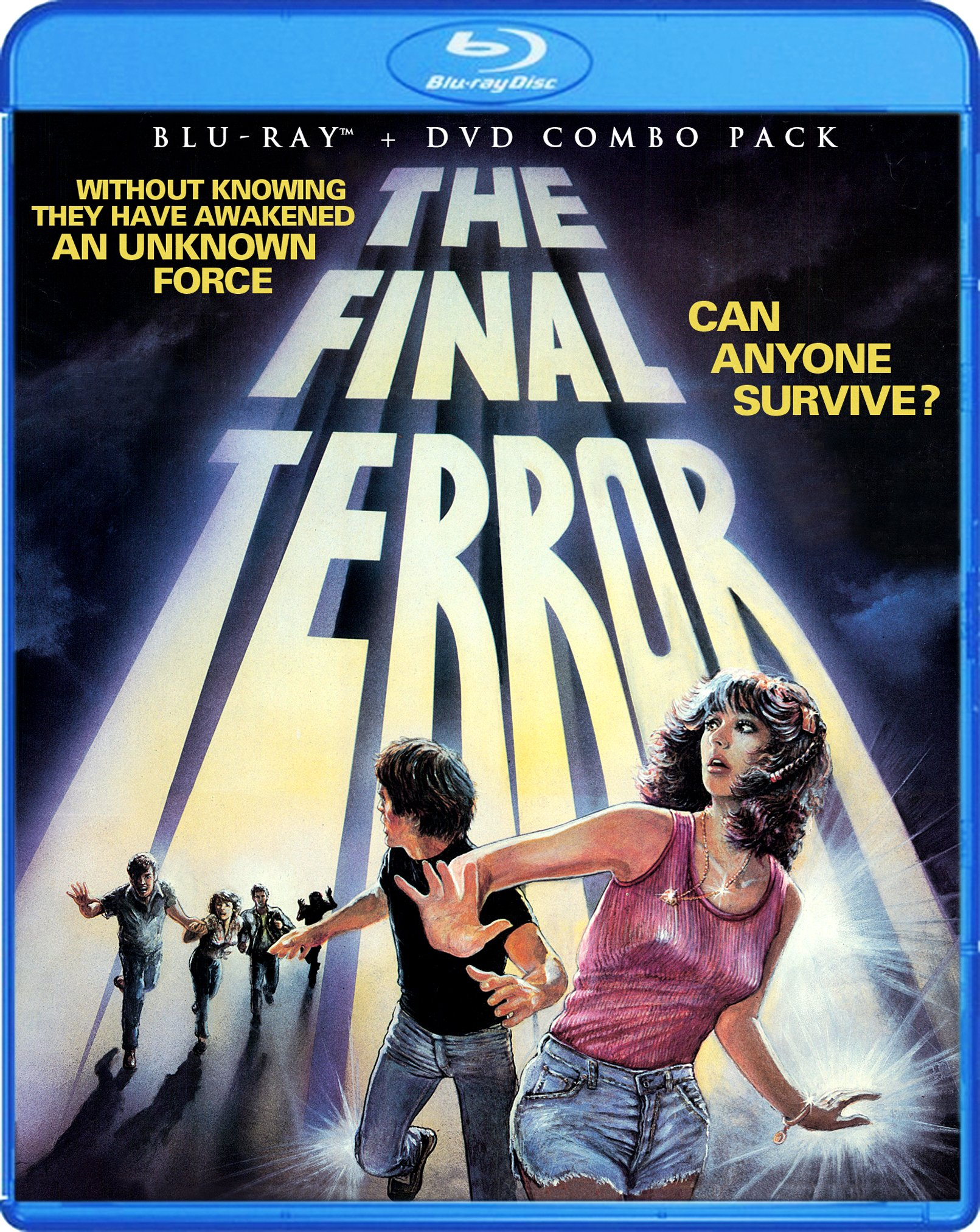 Blu-ray : The Final Terror (With DVD, Widescreen, 2PC)