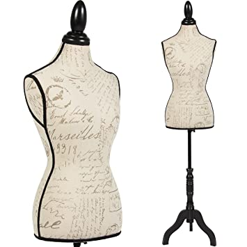 Amazon.com: Best Choice Products Female Mannequin Torso Sewing ...