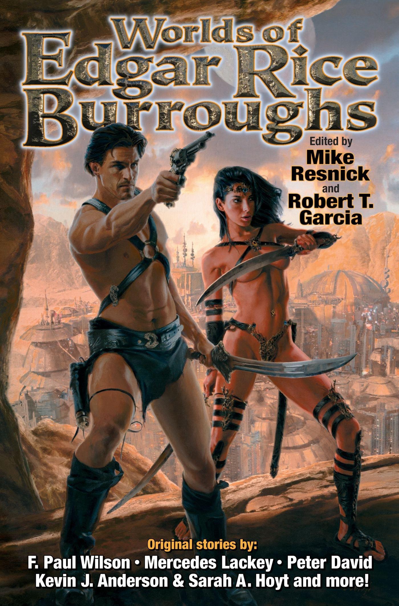 Worlds of Edgar Rice Burroughs