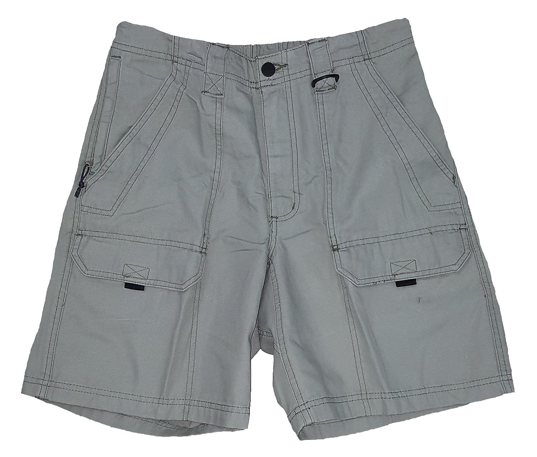 Wrangler Natural Khaki Above Knee Hiker Shorts