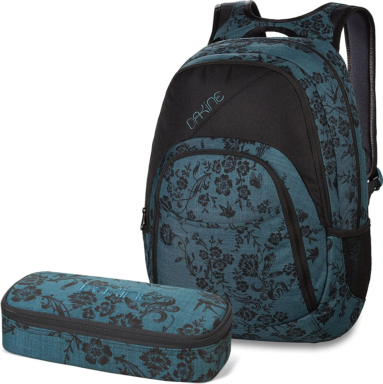 Dakine 2 unidades Laptop Mochila Eve + School Case estuche Claudette: Amazon.es: Equipaje